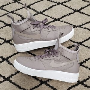 Nike Air Force 1 Ultraforce Mid Sepia Stone